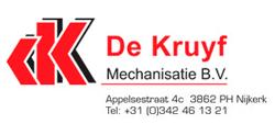 De Kruyf Mechanisatie B.V.