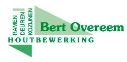 Bert Overeem Houtbewerking